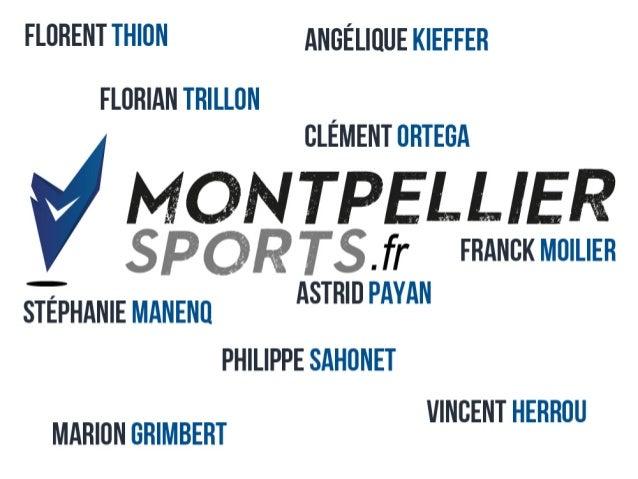 Montpellier #GeekSports 2013
