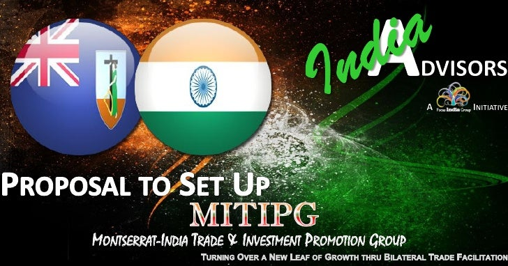 MONTSERRAT-INDIA TRADE & INVESTMENT PROMOTION GROUP