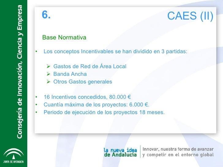 Base Normativa <ul><li>Los conceptos Incentivables se han dividido en 3 partidas: </li></ul><ul><ul><li>Gastos de Red de Á...