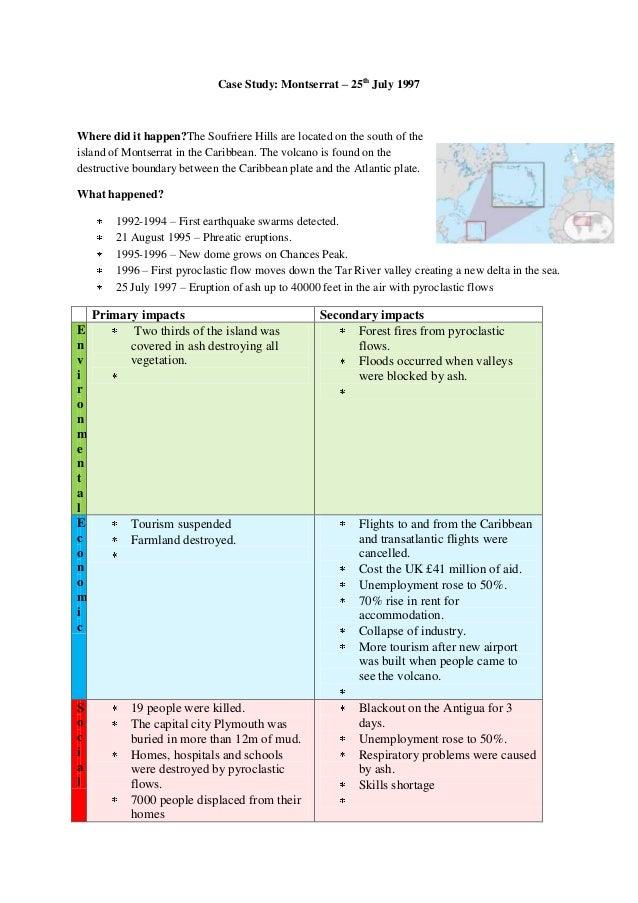 mount pinatubo case study bitesize