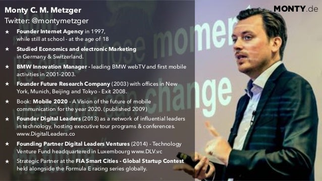 The Future of Mobility & Smart Cities Slide 2