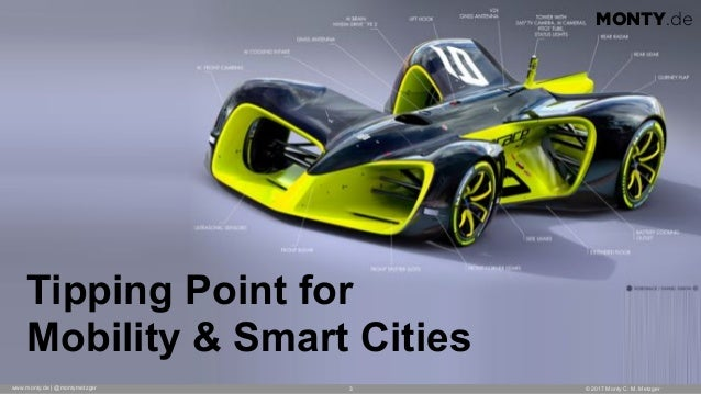 The Future of Mobility & Smart Cities Slide 3
