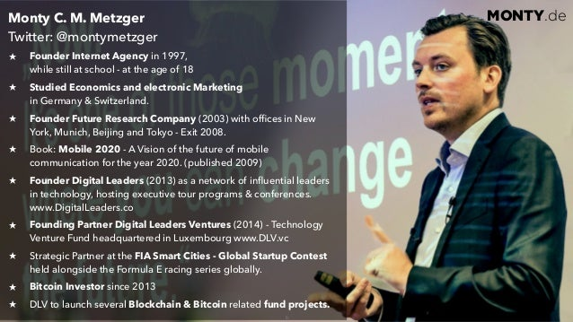 Internet of Value: Unlocking the Powers of the Crypto Revolution. Slide 3