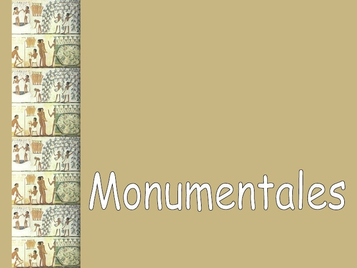 Monumentales