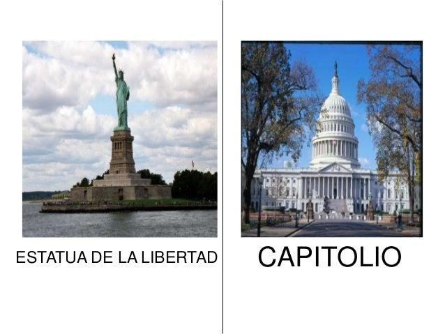 ESTATUA DE LA LIBERTAD   CAPITOLIO