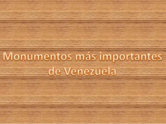 El Salto Ángel es la cascada de más longitud de todo el mundo. Uno de los monumentos más importantes de toda Venezuela.