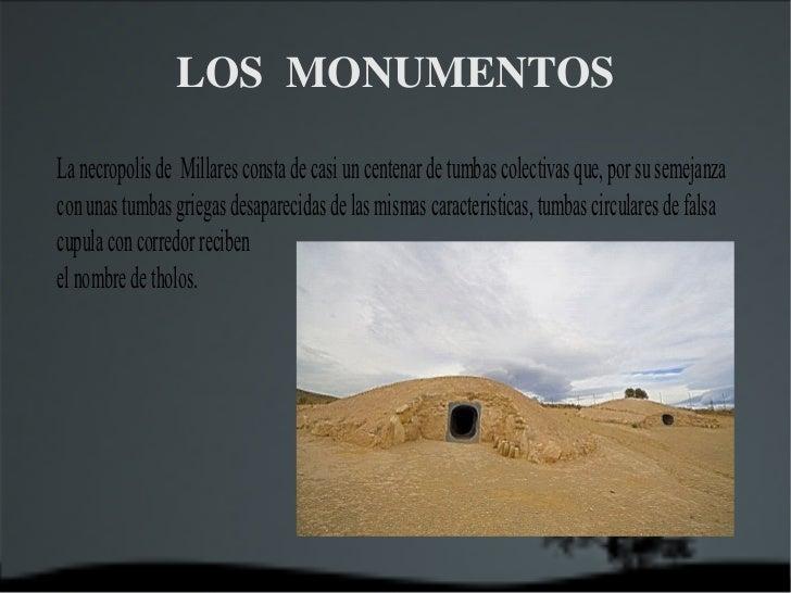 LOS  MONUMENTOS
