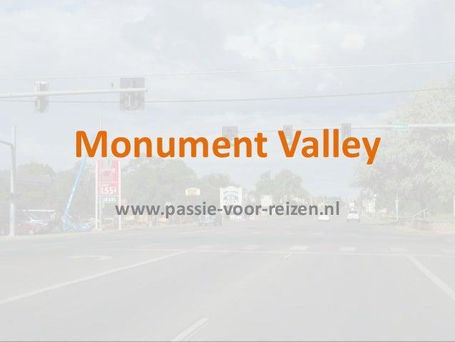 Monument Valley  www.passie-voor-reizen.nl