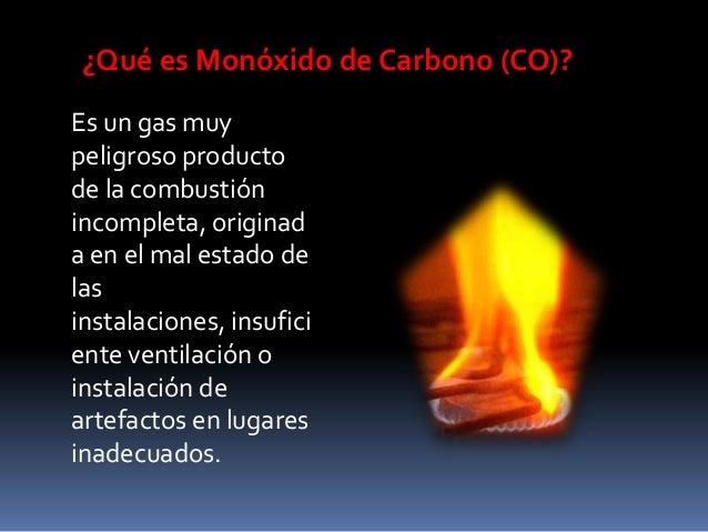 Mon xido de carbono - Detectores de monoxido de carbono ...