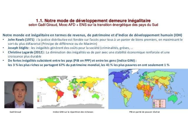 L'Insoutenabilité de notre modèle de développement Slide 2
