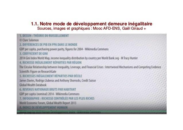 L'Insoutenabilité de notre modèle de développement Slide 3
