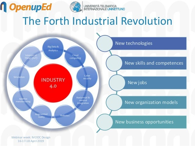 MOOCs for digital skills:smart education experiences in the context of Industry 4.0 Slide 2