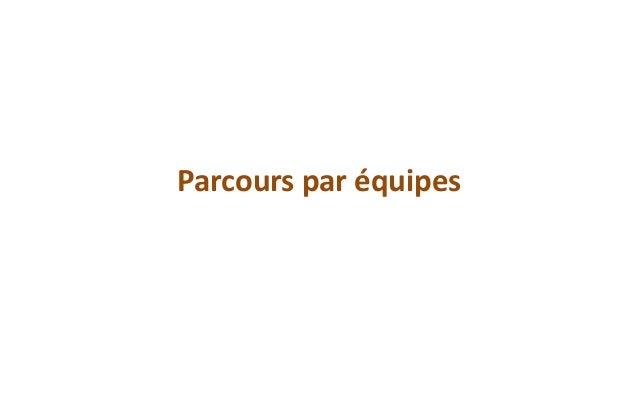D'une édition à l'autre  •MOOC GdP1 : mars 2013  –3500 inscrits  –Premier MOOC certificatif en France  –Montrer qu'il est ...
