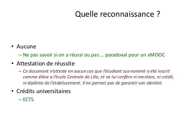 2 scénarios pour l'avenir des MOOcsen France : 1/ les modèles  1.Scénario «émergence» :  Exemple de la Grande-Bretagne  –Q...