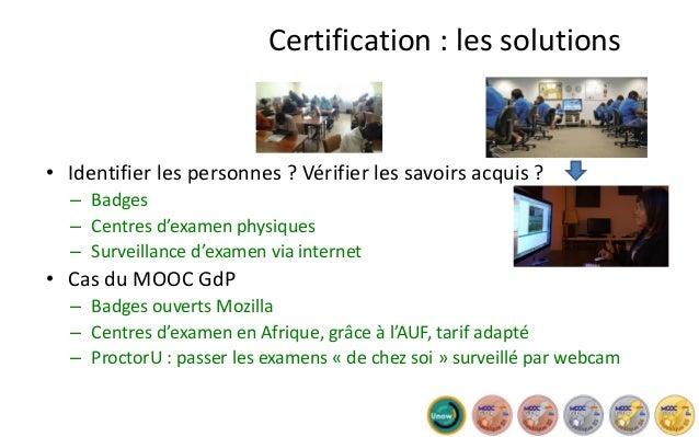 2 scénarios pour l'avenir des MOOCs en France: 2/ déclinaison à 2-4 ans  1.Scénario «émergence»  •Quelques Grandes écoles ...
