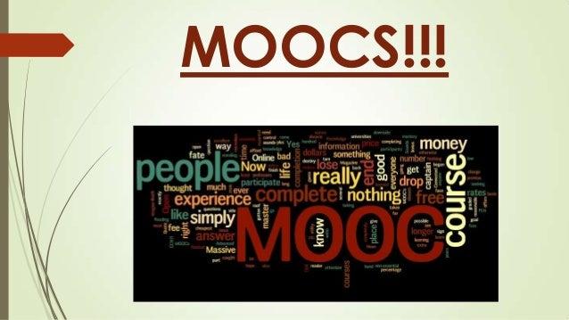 MOOCS!!!