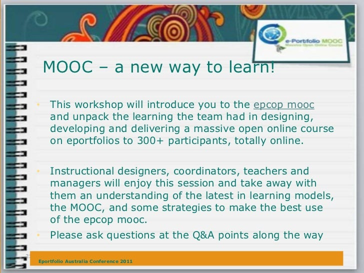 Epcoc Mooc Session