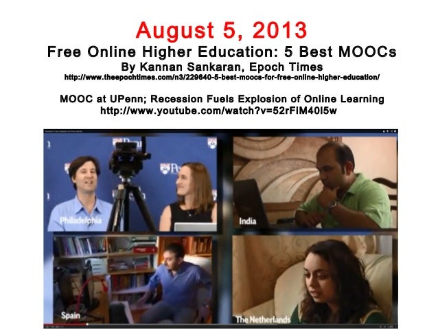 Taking Leadership in Mystery of MOOCs and the Mass