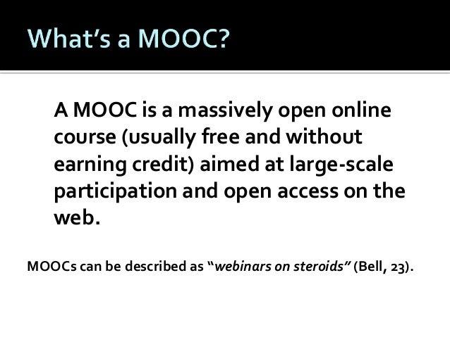 MOOCs and Virtual Worlds