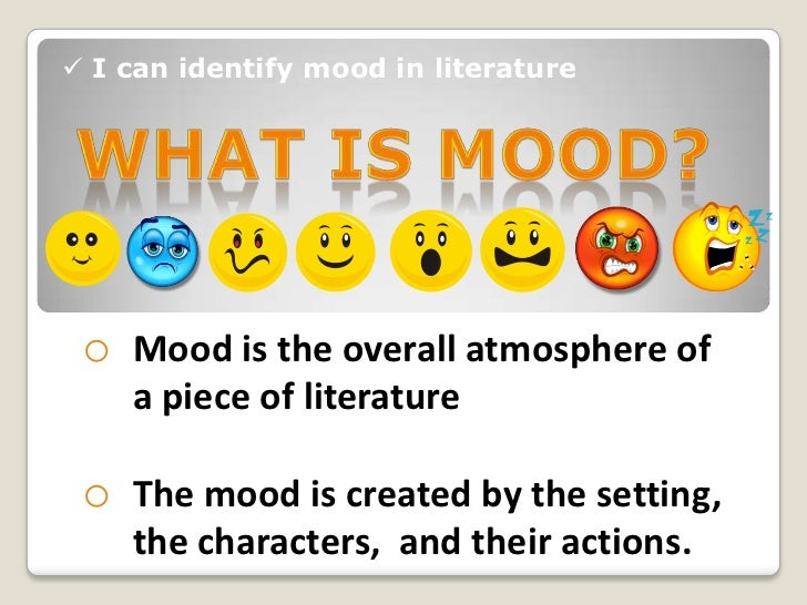what mood and atmosphere is created With close reference to the extract, show how jb priestly creates mood and atmosphere for his audience learning objective: to understand how to answer a 'mood and atmosphere' question.