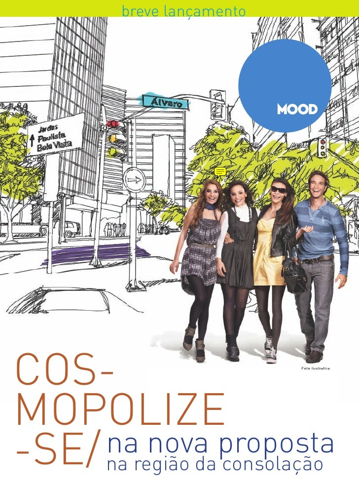 breve lançamento     coS-                        Foto ilustrativa     mopolize -Se/ na região da consolação      na nova p...