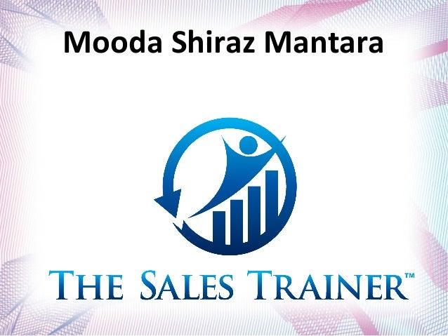 Mooda Shiraz Mantara