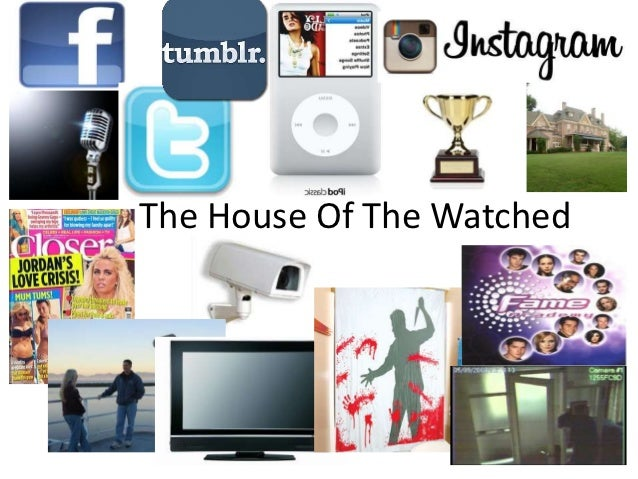 The House Of The Watched
