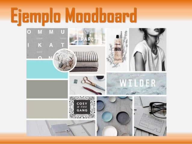 Moodboard para el dise ar ivc for Programa para disenar interiores