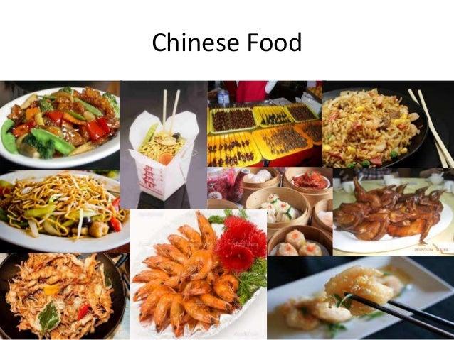 Chinese Food Around