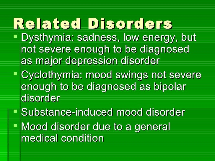 an analysis of the manic depressive disorder in teenage psychological disorders Like all psychological disorders, bipolar disorder is a complex condition with multiple bipolar disorder (manic-depression) psychological disorder analysis.