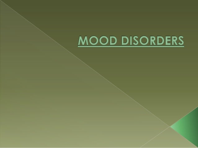  are mental health problems (depression, bipolar disorder, and mania) that affects daily activities.