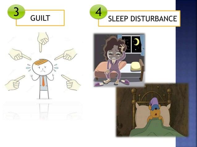 GUILT SLEEP DISTURBANCE 3 4