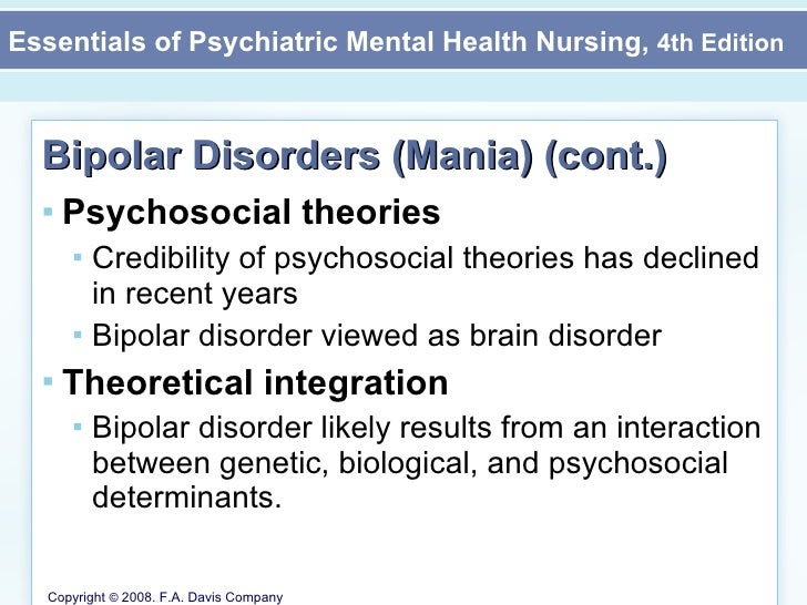 Case Study on Psychological Disorders