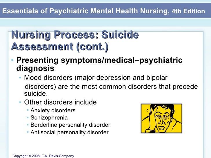 Mood Disorders Mental Health Nursing Chapter 16 Part Ii