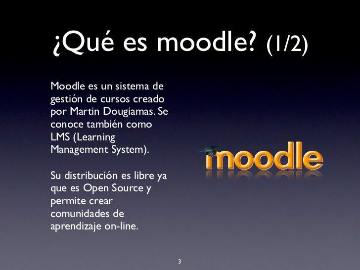 Moodle Slide 3