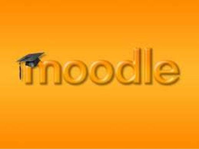 • Moodle açık kaynak kodlu ve geliştirilmeye açık, eğitimcilerin çevrim içi kurslar oluşturmalarına yardım etmek üzere tas...