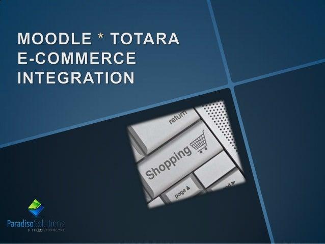 Moodle e-commerce
