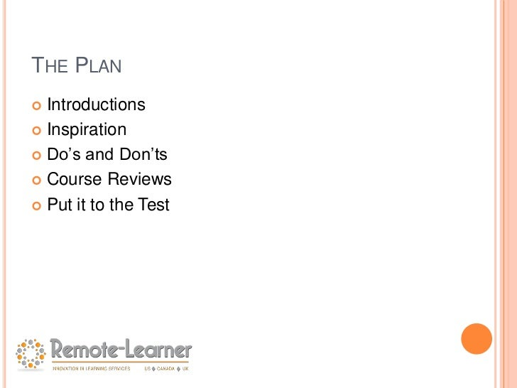 Moodle 2: Best Practices for Course Creators - Ireland and UK Moodlemoot 2012 Slide 2