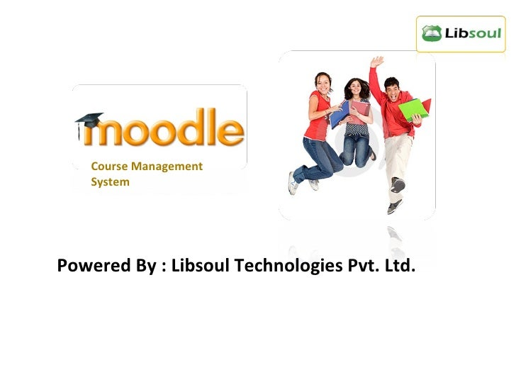 Powered By : Libsoul Technologies Pvt. Ltd. Course Management System