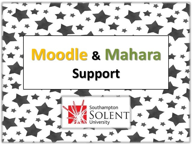 Moodle & Mahara Support
