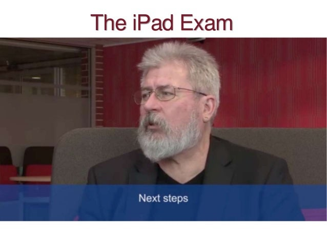 The Future of Assessment - Moodleposium 2015