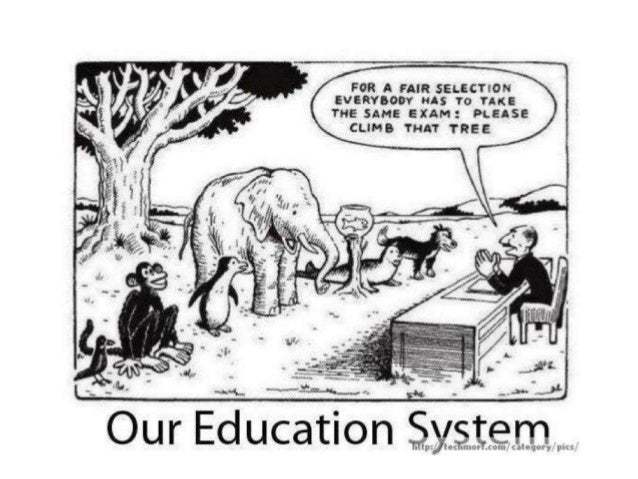 Challenge 8 That's not the way we do it! This is also our greatest opportunity – pedagogical re-engineering