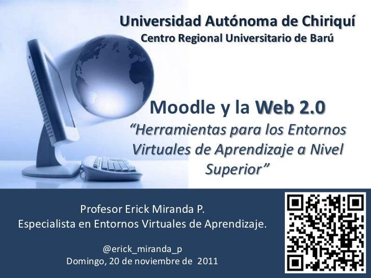 Universidad Autónoma de Chiriquí                        Centro Regional Universitario de Barú                          Moo...