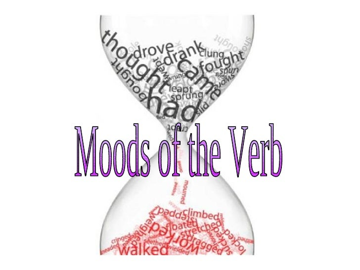 Moods of the Verb