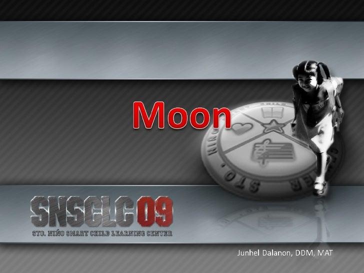 Moon Slide 1