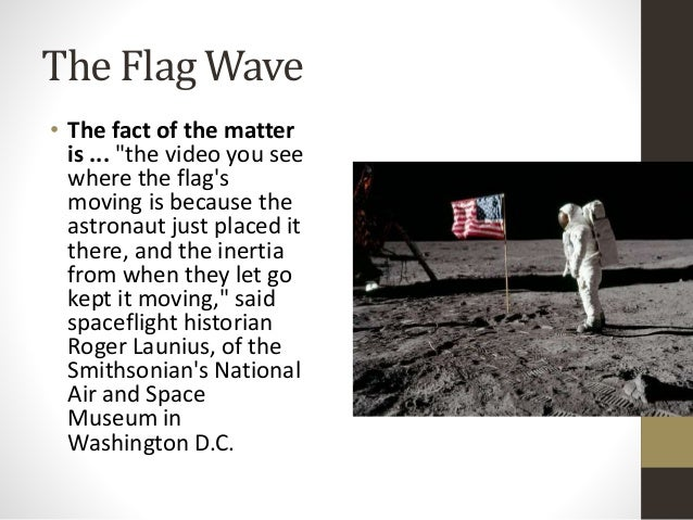 moon landing hoax flag - photo #16