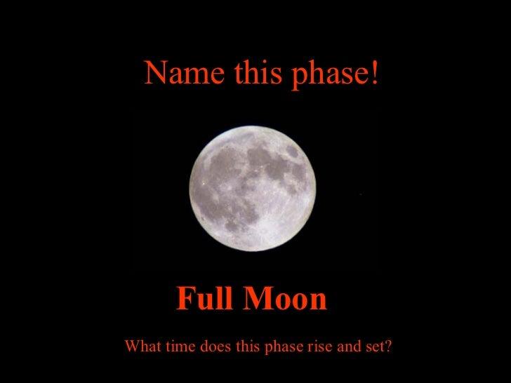 Name this phase!    Waning    Gibbous