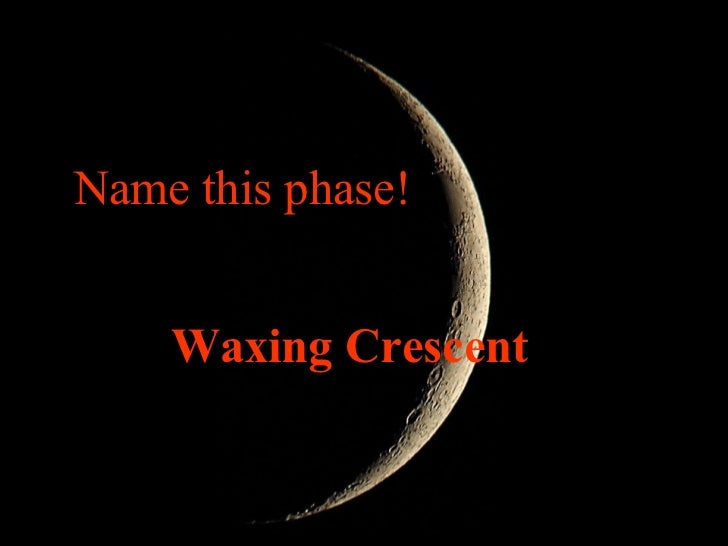 Name this phase!Waxing Gibbous