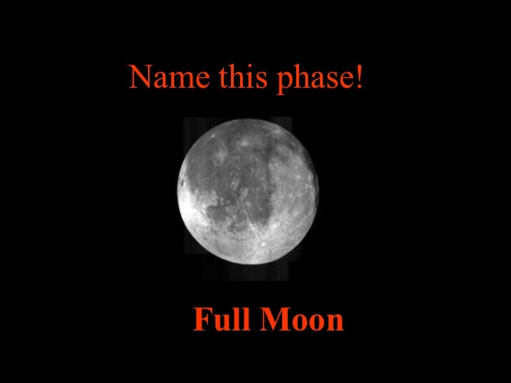 Name this     phase!Waning Crescent