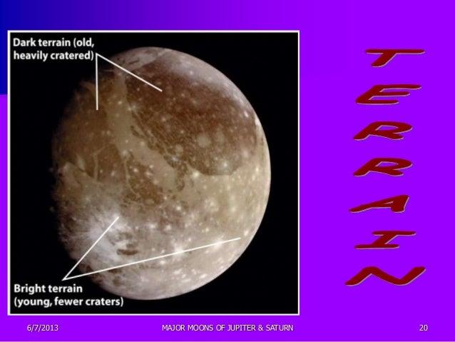 Moons 2009